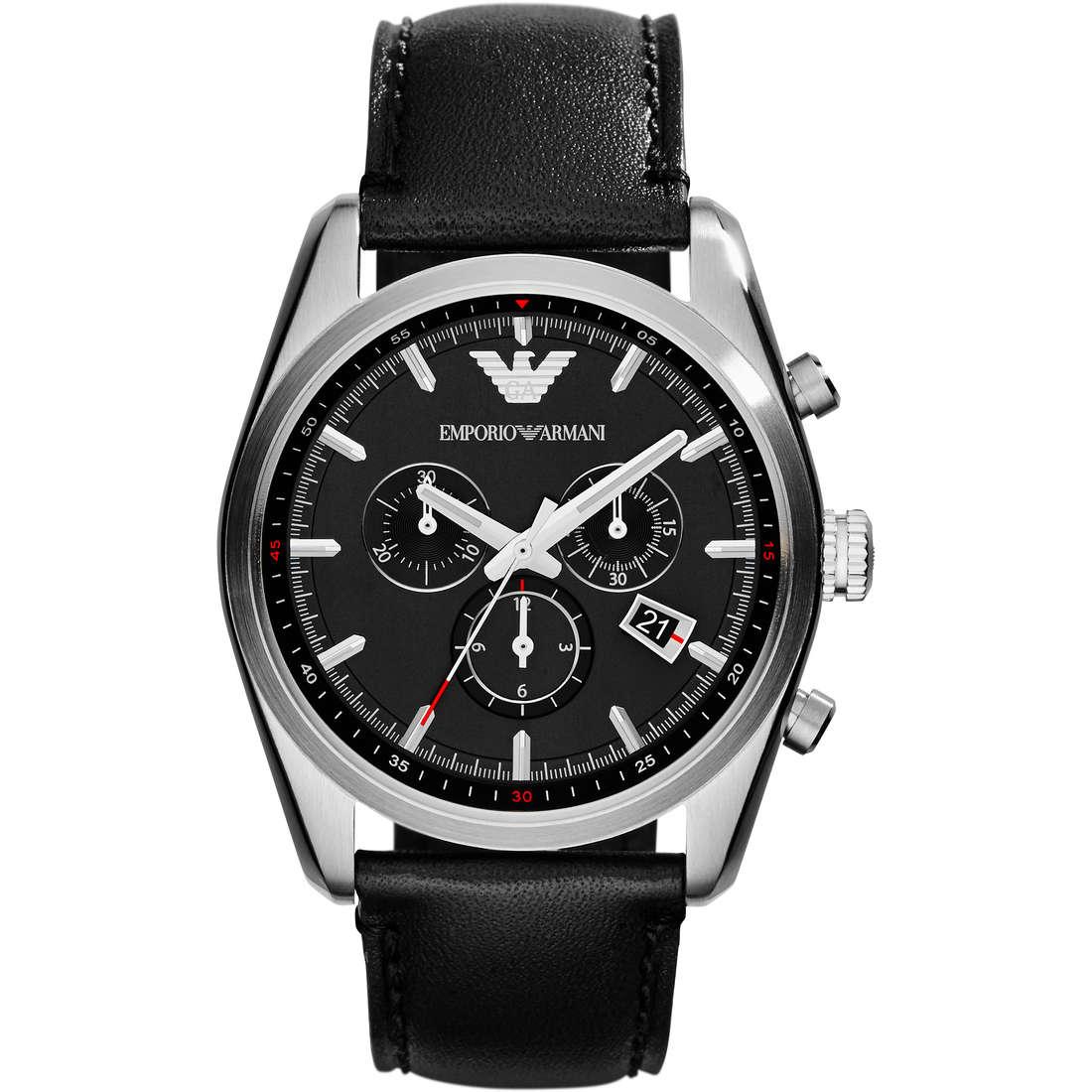 orologio cronografo uomo Emporio Armani AR6039