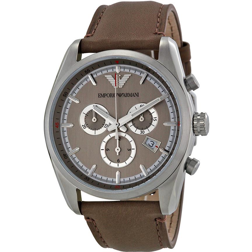 orologio cronografo uomo Emporio Armani AR6042