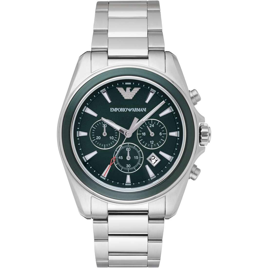orologio cronografo uomo Emporio Armani AR6090