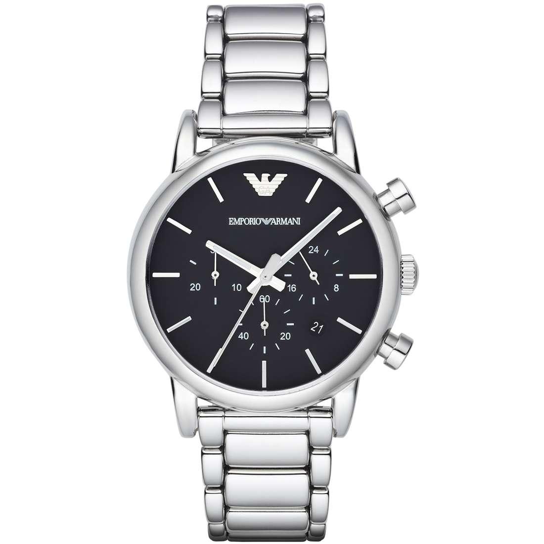 orologio cronografo uomo Emporio Armani Luigi AR1853