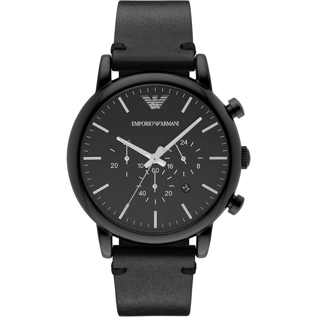 orologio cronografo uomo Emporio Armani Luigi AR1918