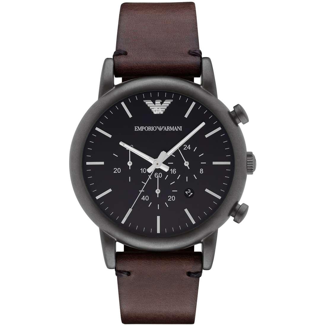 orologio cronografo uomo Emporio Armani Luigi AR1919