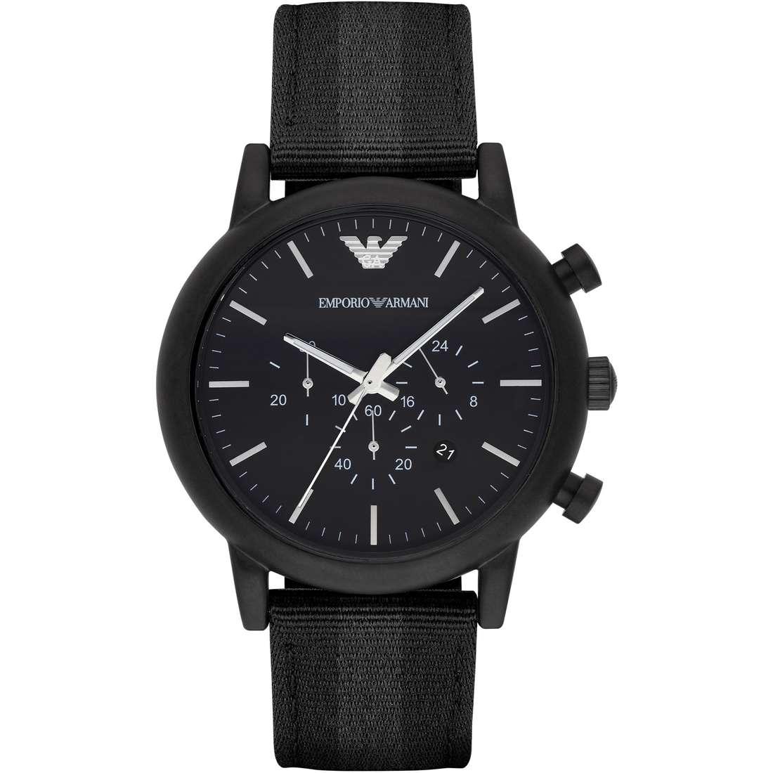 orologio cronografo uomo Emporio Armani Luigi AR1948