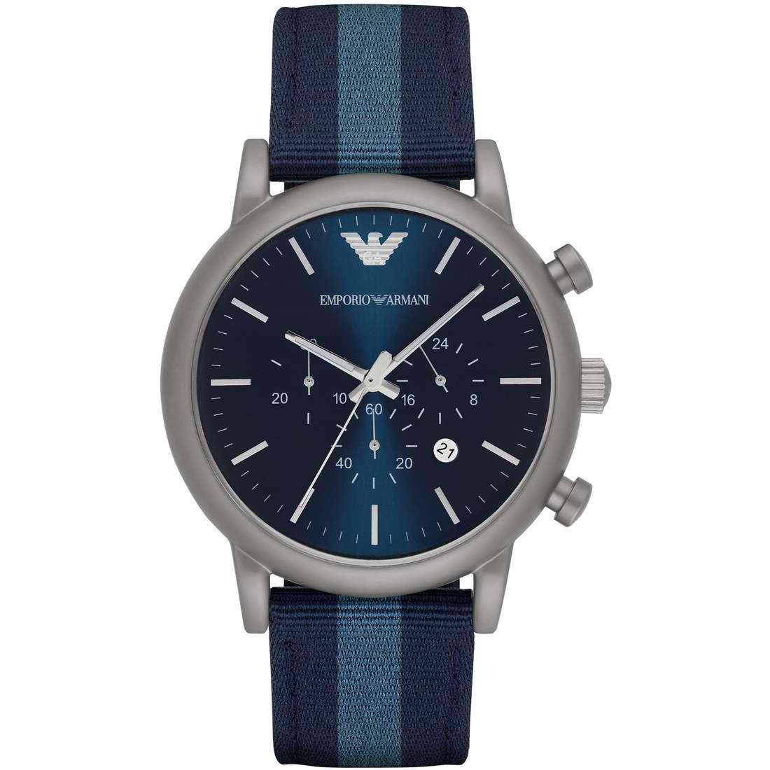 orologio cronografo uomo Emporio Armani Luigi AR1949