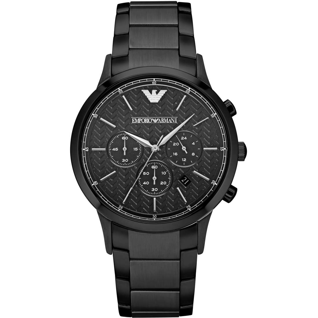 orologio cronografo uomo Emporio Armani Renato AR2485