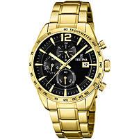 orologio cronografo uomo Festina Prestige F20266/3