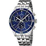 orologio cronografo uomo Festina Timeless Chronograph F16762/2