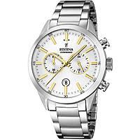 orologio cronografo uomo Festina Timeless Chronograph F16826/D