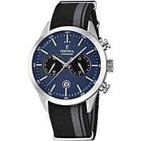 orologio cronografo uomo Festina Timeless Chronograph F16827/2