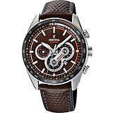 orologio cronografo uomo Festina Timeless Chronograph F20202/3