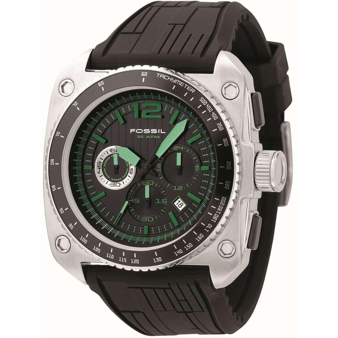 orologio cronografo uomo Fossil CH2577