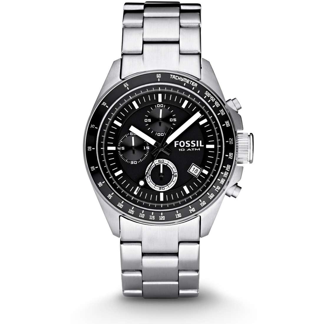 orologio cronografo uomo Fossil CH2600