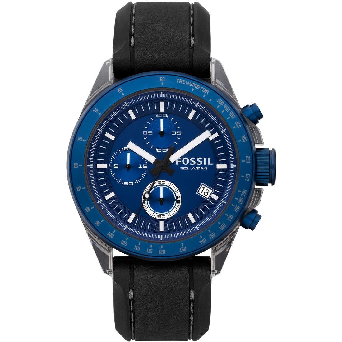 orologio cronografo uomo Fossil CH2784