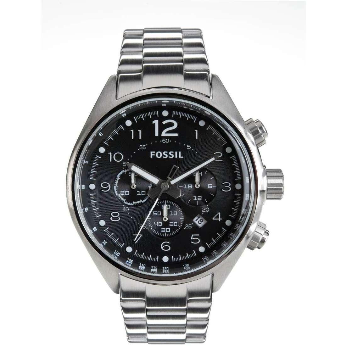 orologio cronografo uomo Fossil CH2800