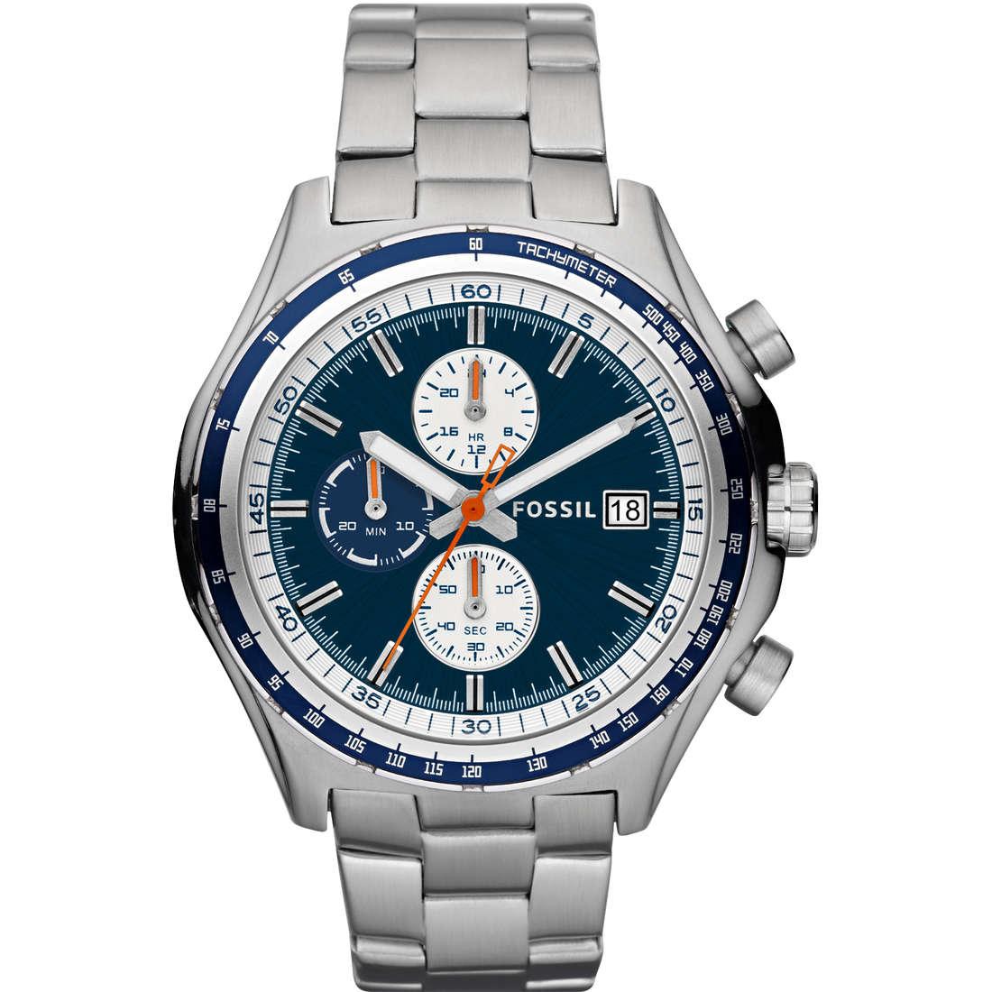 orologio cronografo uomo Fossil CH2809
