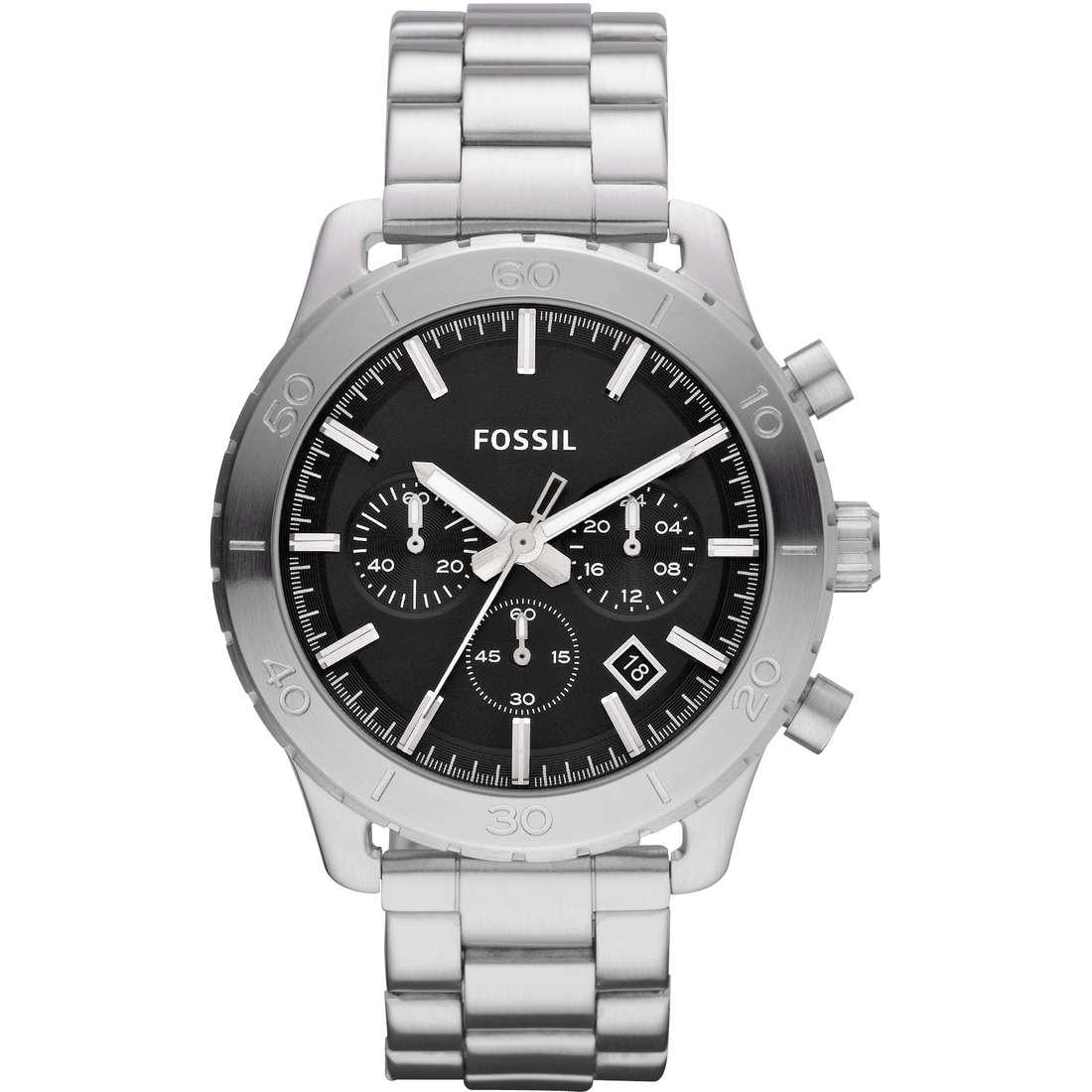 orologio cronografo uomo Fossil CH2814
