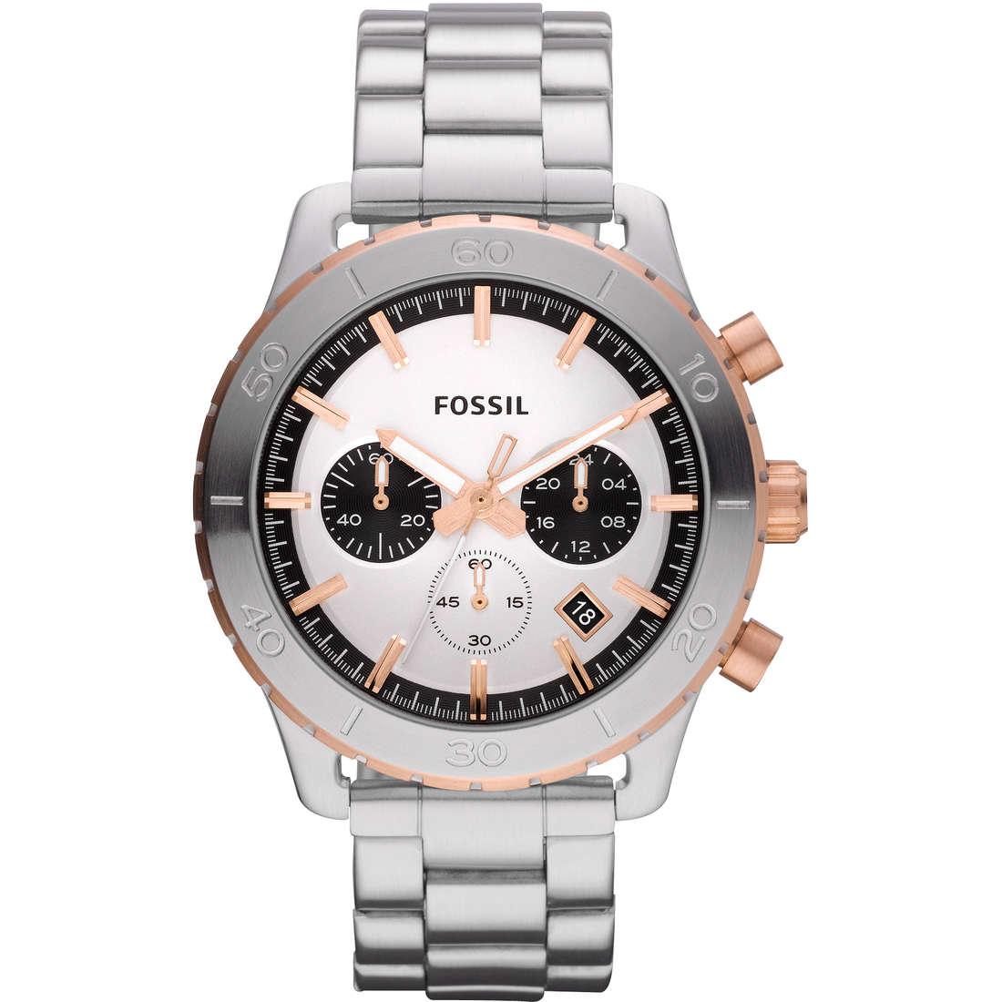 orologio cronografo uomo Fossil CH2815