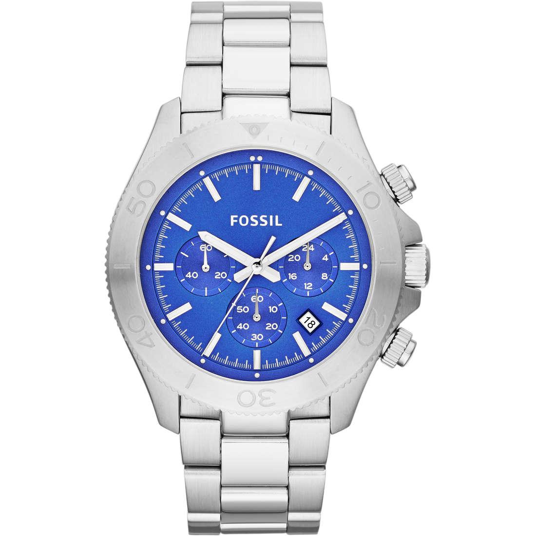 orologio cronografo uomo Fossil CH2894