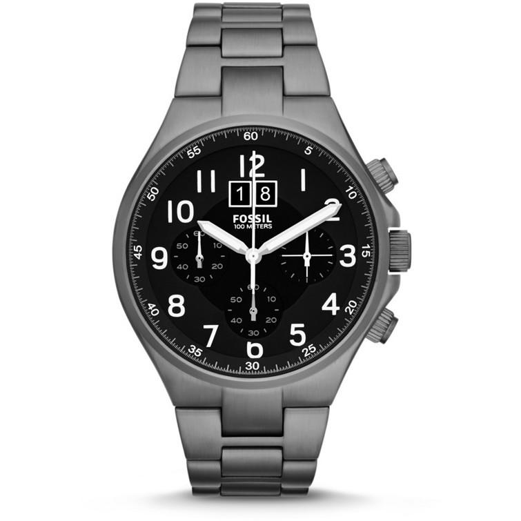 orologio cronografo uomo Fossil CH2905