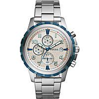 orologio cronografo uomo Fossil Dean FS5319