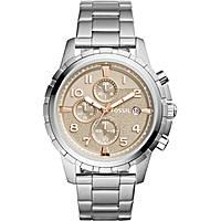 orologio cronografo uomo Fossil Dean FS5339