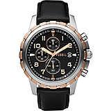 orologio cronografo uomo Fossil FS4545