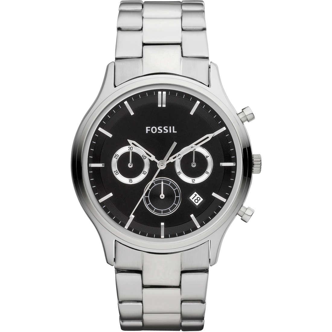 orologio cronografo uomo Fossil FS4642