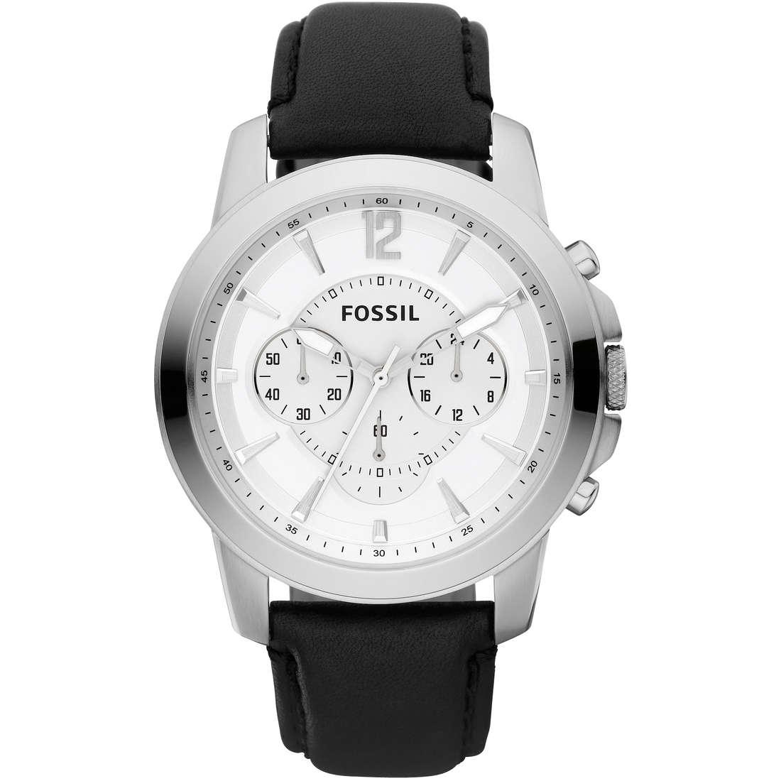 orologio cronografo uomo Fossil FS4647