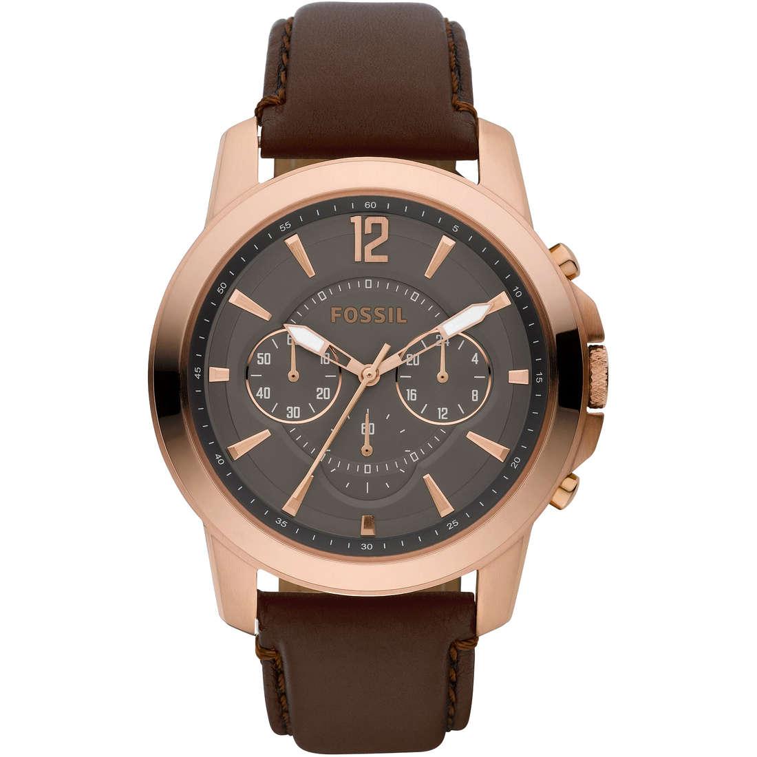 orologio cronografo uomo Fossil FS4648