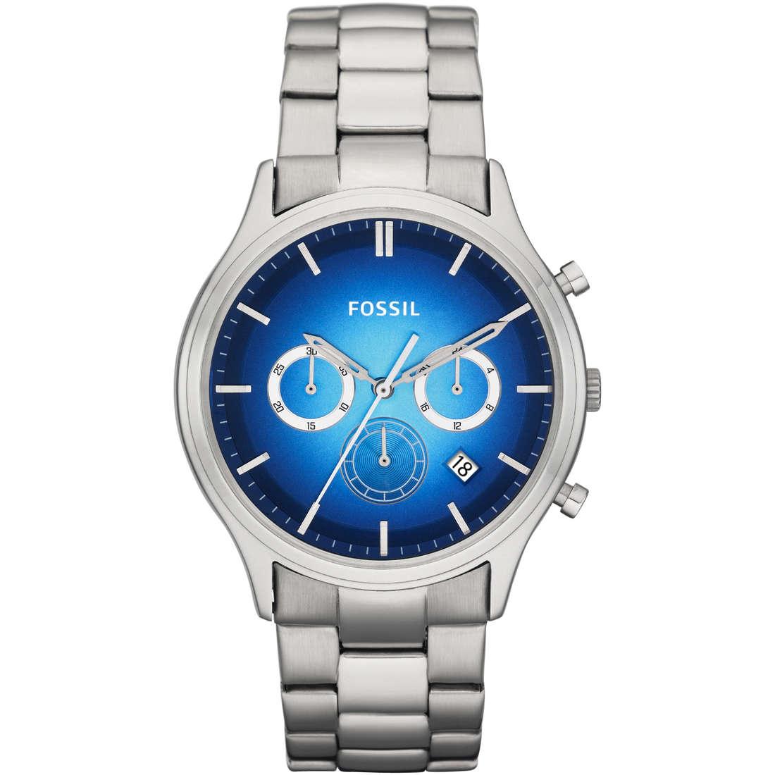 orologio cronografo uomo Fossil FS4674