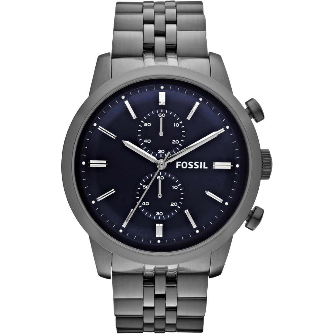 orologio cronografo uomo Fossil FS4786
