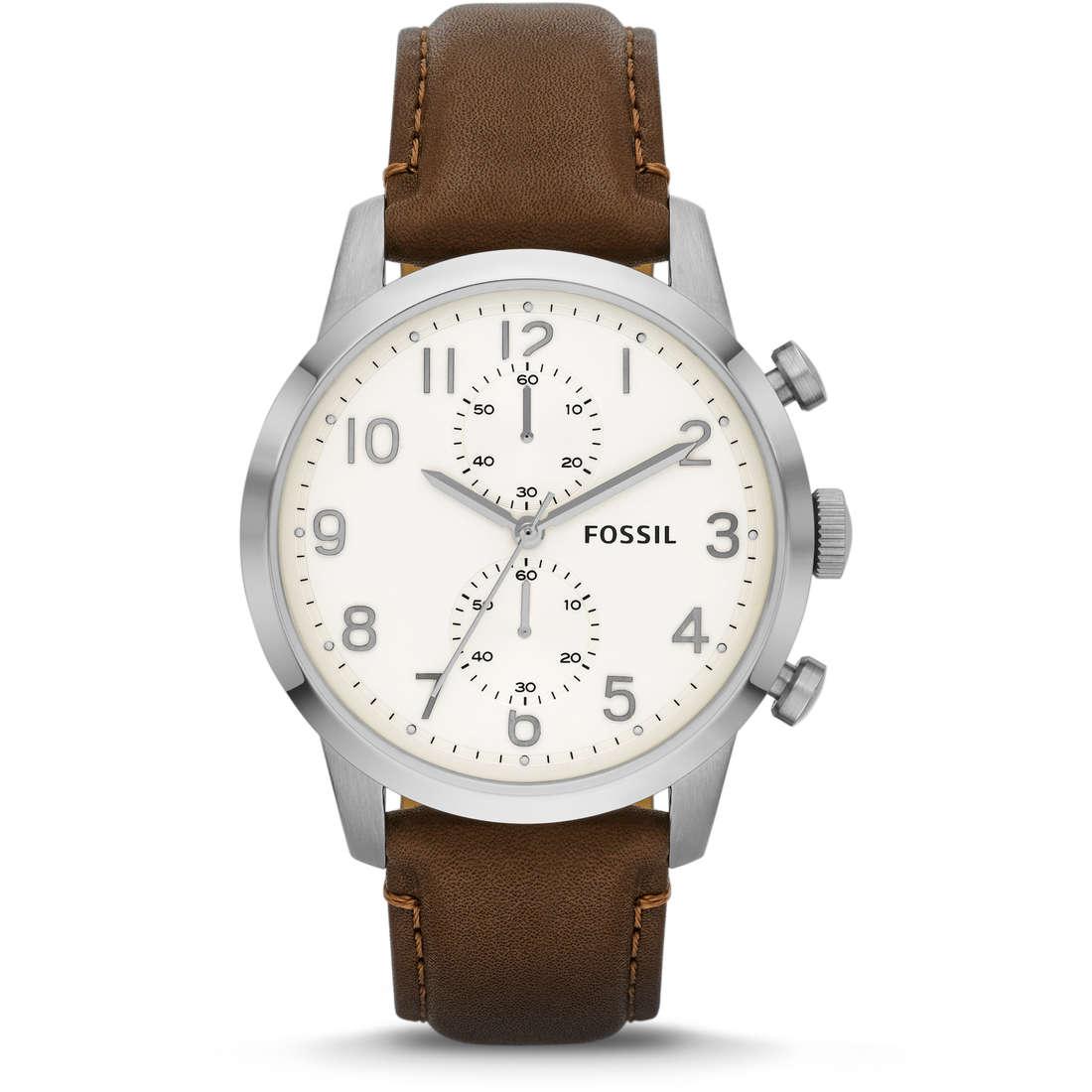 orologio cronografo uomo Fossil FS4872