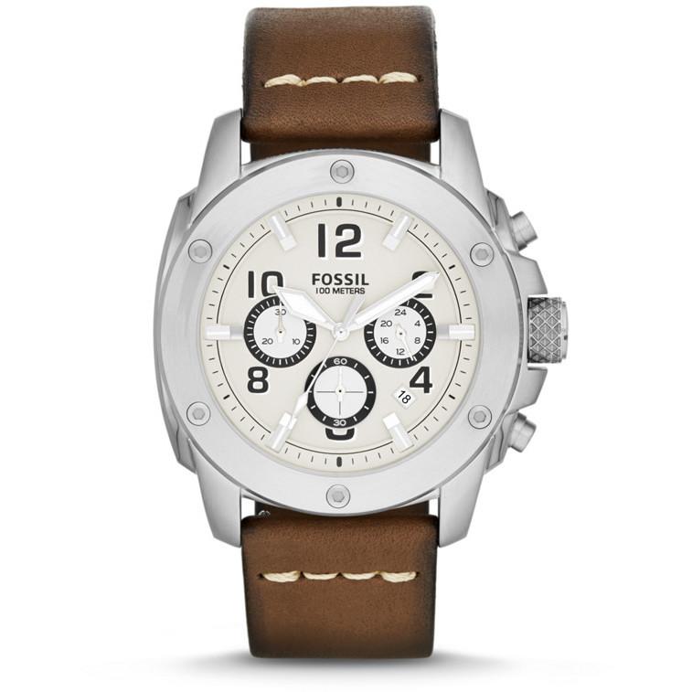 orologio cronografo uomo Fossil FS4929