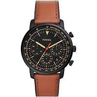 orologio cronografo uomo Fossil Goodwin Chrono FS5501