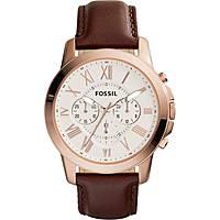 orologio cronografo uomo Fossil Grant FS4991