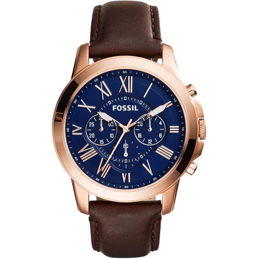 orologio cronografo uomo Fossil Grant FS5068