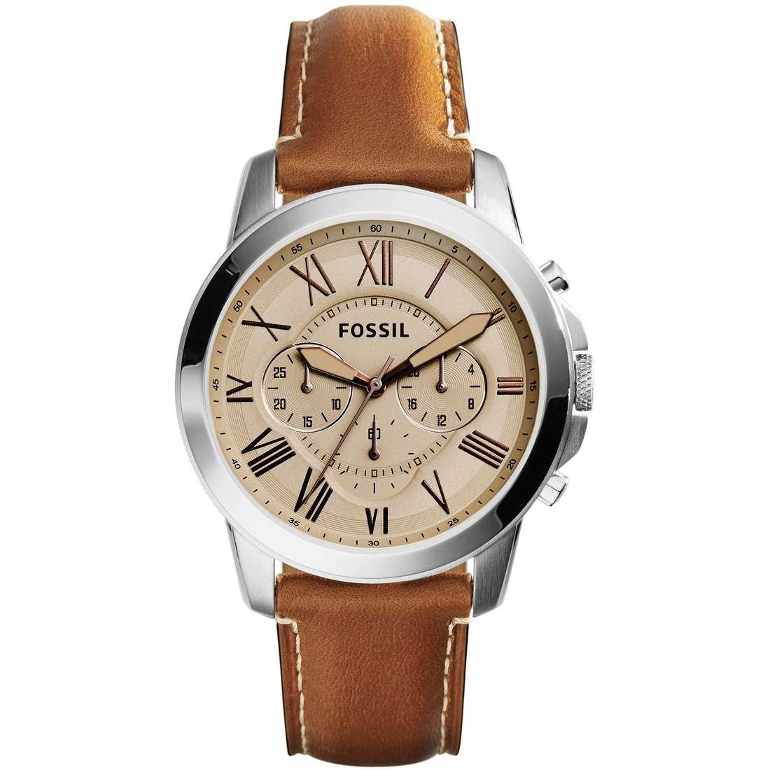 orologio cronografo uomo Fossil Grant FS5118