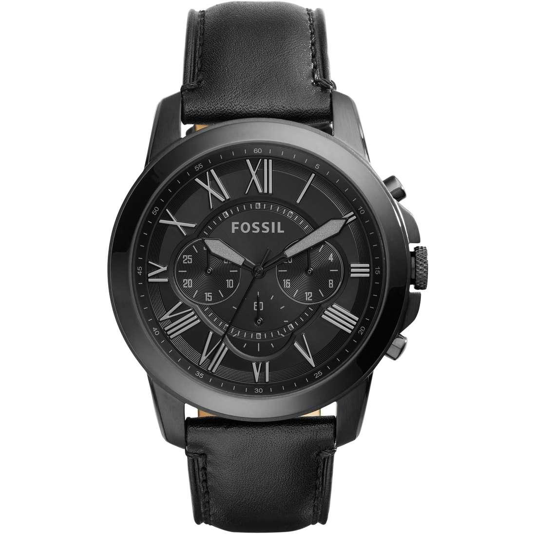 orologio cronografo uomo Fossil Grant FS5132