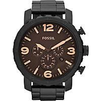orologio cronografo uomo Fossil JR1356