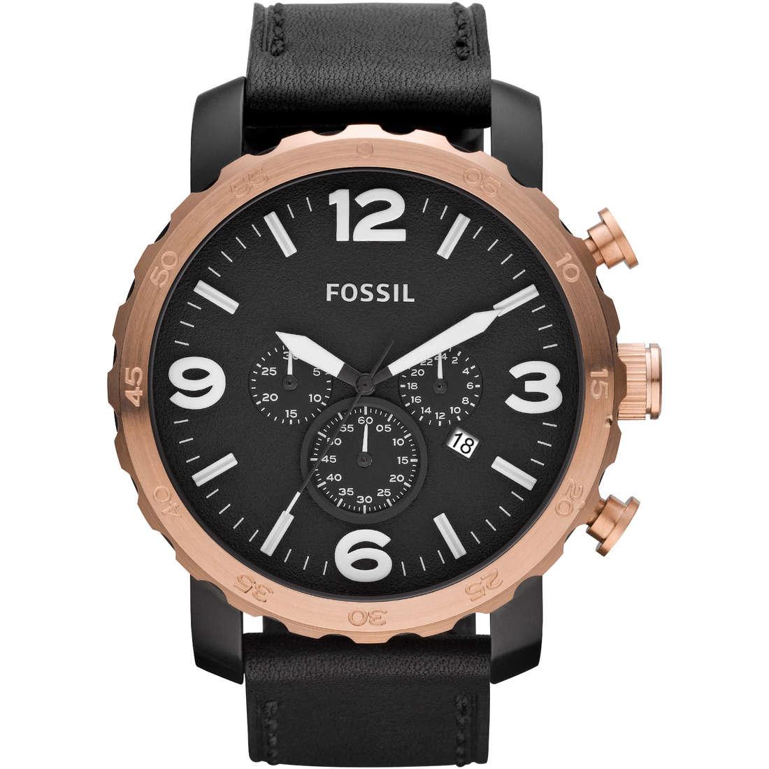 orologio cronografo uomo Fossil JR1369