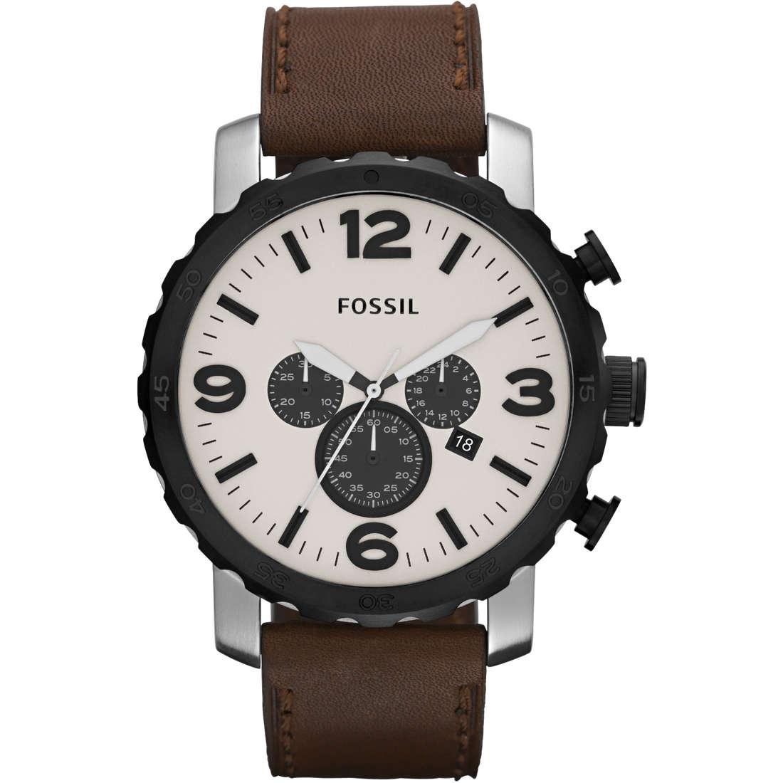 orologio cronografo uomo Fossil JR1390