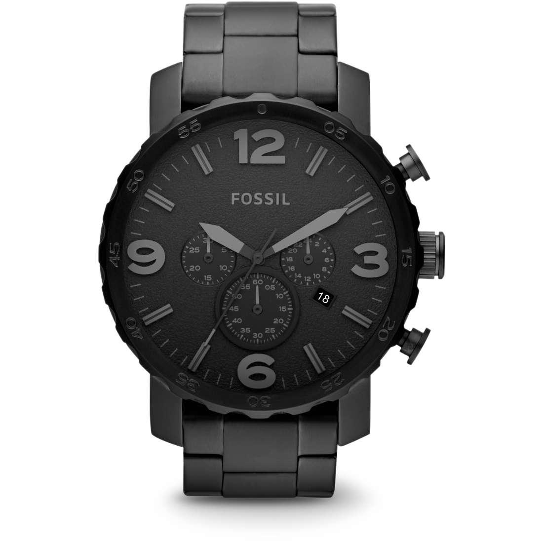 orologio cronografo uomo Fossil JR1401