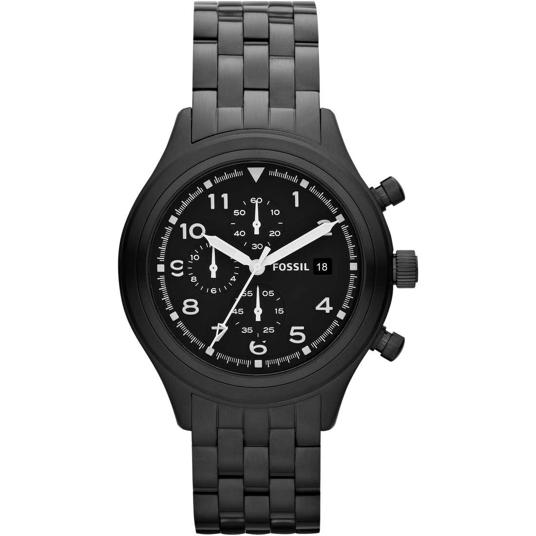 orologio cronografo uomo Fossil JR1439
