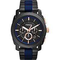 orologio cronografo uomo Fossil Machine FS5164