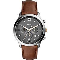 orologio cronografo uomo Fossil Neutra Chrono FS5408