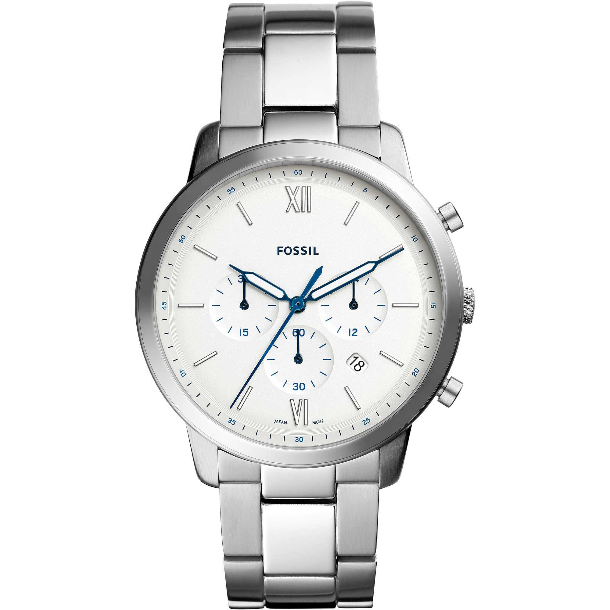 ddbdd04105 orologio cronografo uomo Fossil Neutra Chrono FS5433 cronografi Fossil