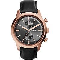 orologio cronografo uomo Fossil Townsman FS5097