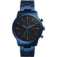 orologio cronografo uomo Fossil Townsman FS5345