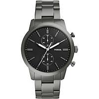 orologio cronografo uomo Fossil Townsman FS5349