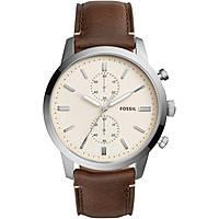 orologio cronografo uomo Fossil Townsman FS5350